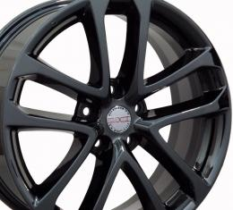 "18"" Fits Nissan - Altima Wheel - PVD Black Chrome 18x7.5"