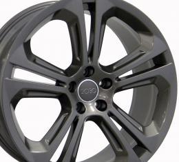 """20"""" Fits Audi - Q5 Wheel - Gunmetal 20x8.5"""
