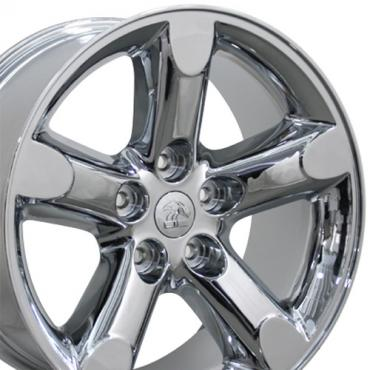 "20"" Fits Dodge - Ram 1500 Wheel - Chrome 20x9"