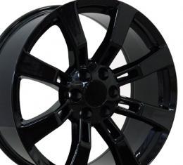 "22"" Fits Cadillac - Escalade Wheel - Black 22x9"