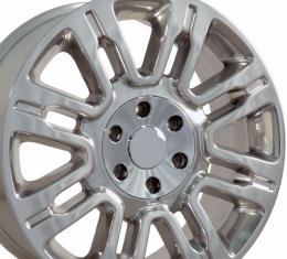 "20"" Wheel fits Ford Expedition - Polished 20x8.5"