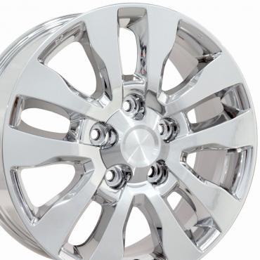 "20"" Toyota Tundra Wheel Replica - Chrome 20x8"