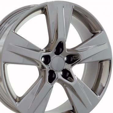 """19"""" Toyota Highlander Wheel Replica - Chrome 19x7.5"""