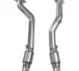 Kooks Headers 36103201, Exhaust Pipe, 3 Inch Diameter Pipe, Stainless Steel, With Kooks High Flow Catalytic Converters, Must Be Used With Kooks Headers, Not For Sale Or Use In State Of California