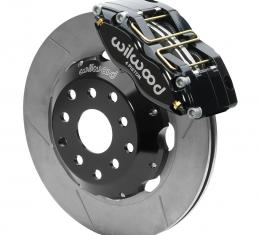 Wilwood Brakes Dynapro Radial Big Brake Front Brake Kit (Hat) 140-9193