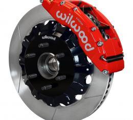Wilwood Brakes TC6R Big Brake Truck Front Brake Kit 140-9072-R