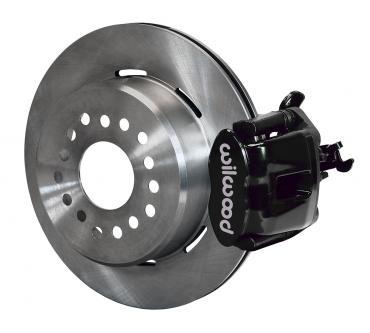 Wilwood Brakes Combination Parking Brake Caliper 1Pc Rotor Rear Brake Kit 140-12049