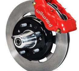 Wilwood Brakes Forged Dynalite Big Brake Front Brake Kit (Hub) 140-7676-R