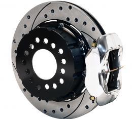 Wilwood Brakes Forged Dynalite Pro Series Rear Brake Kit 140-2114-DP