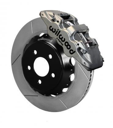Wilwood Brakes AERO6 Big Brake Front Brake Kit 140-13886-N