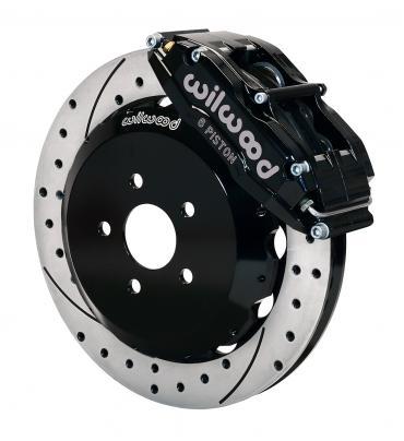 Wilwood Brakes Superlite 6 Big Brake Front Brake Kit (Hat) 140-7005-D