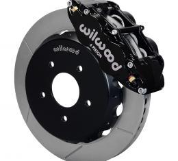 Wilwood Brakes 2004-2006 Pontiac GTO Forged Narrow Superlite 6R Big Brake Front Brake Kit (Hat) 140-8753