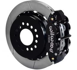 Wilwood Brakes Forged Narrow Superlite 4R Big Brake Rear Parking Brake Kit 140-9220