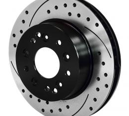 Wilwood Brakes 1965-1982 Chevrolet Corvette Promatrix Rear Replacement Rotor Kit 140-11739-D