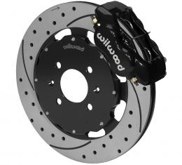 Wilwood Brakes Forged Dynalite Big Brake Front Brake Kit (Hat) 140-6310-D