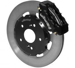 Wilwood Brakes Forged Dynalite Big Brake Front Brake Kit (Hat) 140-7014