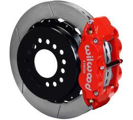 Wilwood Brakes Forged Narrow Superlite 4R Big Brake Rear Parking Brake Kit 140-9223-R