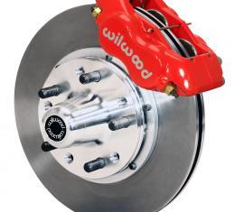 Wilwood Brakes Forged Dynalite Pro Series Front Brake Kit 140-11491-R