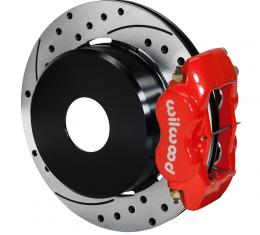 Wilwood Brakes Forged Dynalite Rear Parking Brake Kit 140-7150-DR