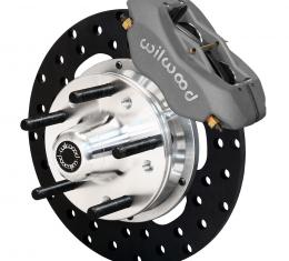 Wilwood Brakes Forged Dynalite Front Drag Brake Kit 140-1013-BD