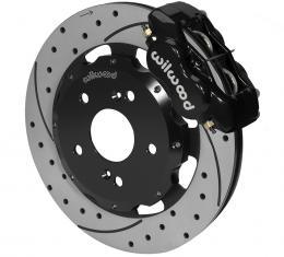 Wilwood Brakes Forged Dynalite Big Brake Front Brake Kit (Hat) 140-7014-D