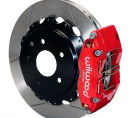Wilwood Brakes Dynapro Radial Rear Brake Kit For OE Parking Brake 140-9507-R