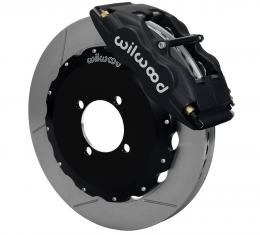 Wilwood Brakes Forged Superlite 4 Big Brake Front Brake Kit (Hat) 140-8335