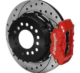 Wilwood Brakes Forged Dynalite Pro Series Rear Brake Kit 140-2112-DR