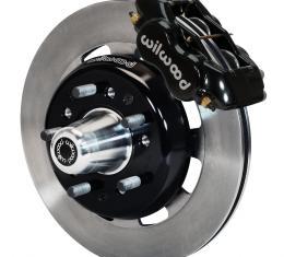 Wilwood Brakes Forged Dynalite Big Brake Front Brake Kit (Hub) 140-7676