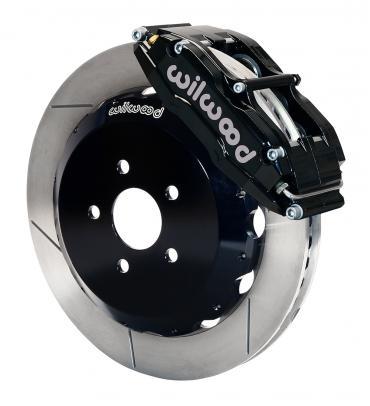 Wilwood Brakes Superlite 6 Big Brake Front Brake Kit (Hat) 140-7005