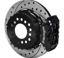 Wilwood Brakes Forged Dynalite Pro Series Rear Brake Kit 140-2115-BD