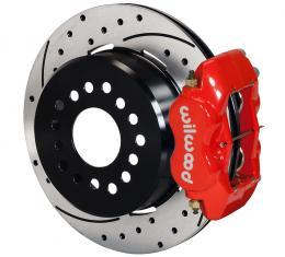 Wilwood Brakes Forged Dynalite Rear Parking Brake Kit 140-7140-DR