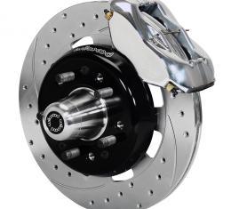 Wilwood Brakes Forged Dynalite Big Brake Front Brake Kit (Hub) 140-7676-ZP