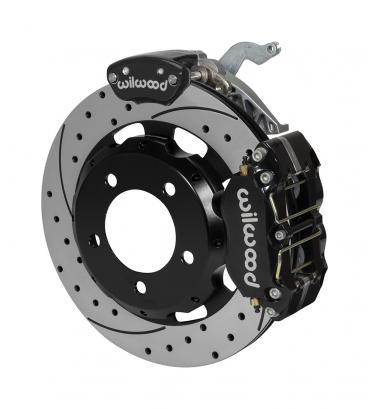 Wilwood Brakes Dynapro Radial-MC4 Rear Parking Brake Kit 140-14640-D