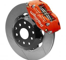 Wilwood Brakes Dynapro Radial Big Brake Front Brake Kit (Hat) 140-9193-R