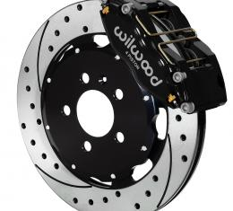 Wilwood Brakes Dynapro Radial Big Brake Front Brake Kit (Hat) 140-8276-D