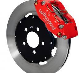 Wilwood Brakes Dynapro Radial Big Brake Front Brake Kit (Hat) 140-8276-R