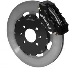 Wilwood Brakes Forged Dynalite Big Brake Front Brake Kit (Hat) 140-6310
