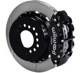 Wilwood Brakes Forged Narrow Superlite 4R Big Brake Rear Parking Brake Kit 140-9216