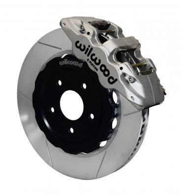Wilwood Brakes AERO6 Big Brake Front Brake Kit (Race) 140-13743-N