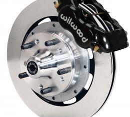 Wilwood Brakes Forged Dynalite Big Brake Front Brake Kit (Hub) 140-9053