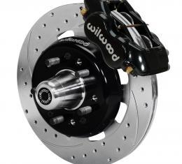Wilwood Brakes Forged Dynalite Big Brake Front Brake Kit (Hub) 140-7676-Z