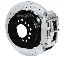 Wilwood Brakes Forged Narrow Superlite 4R Big Brake Rear Parking Brake Kit 140-9213-ZP