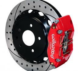 Wilwood Brakes Dynapro Radial Rear Brake Kit For OE Parking Brake 140-9507-DR