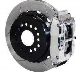 Wilwood Brakes Forged Narrow Superlite 4R Big Brake Rear Parking Brake Kit 140-9219-P