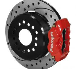 Wilwood Brakes Forged Dynalite Rear Parking Brake Kit 140-7147-DR