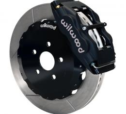 Wilwood Brakes 2005-2010 Scion tC Forged Superlite 4 Big Brake Front Brake Kit (Hat) 140-9013
