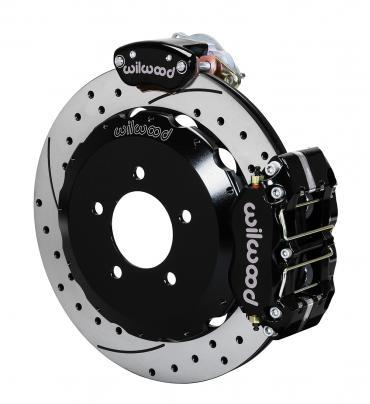 Wilwood Brakes Dynapro Radial-MC4 Rear Parking Brake Kit 140-15138-D