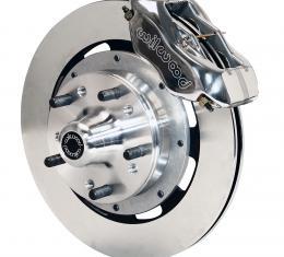 Wilwood Brakes Forged Dynalite Big Brake Front Brake Kit (Hub) 140-7017-P