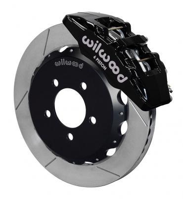 Wilwood Brakes Forged Dynapro 6 Big Brake Front Brake Kit (Hat) 140-12048